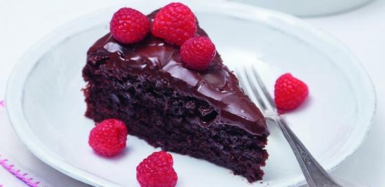 Raspberry Chocolate Cakethumb